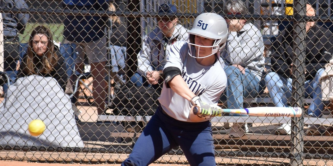 Johnson & Wales Runs Past Softball in Game 1