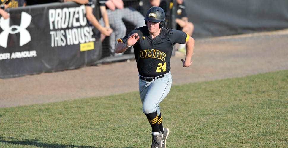UMBC Baseball Drops Lexington County vs. Cancer Finale to St. John's, 8-0 on Sunday
