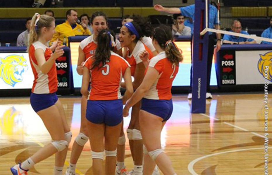 New Paltz Women's Volleyball Sweep Franklin and Marshall, Advance to Second Round of NCAA Tournament