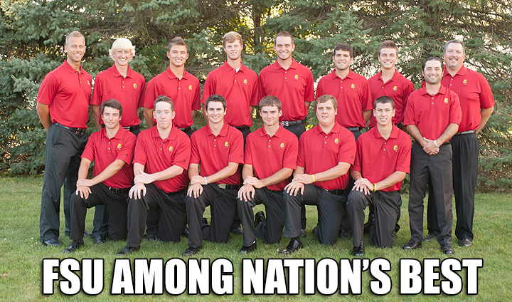 Ferris State Men's Golf Among Nation's Top 20 Academic Programs