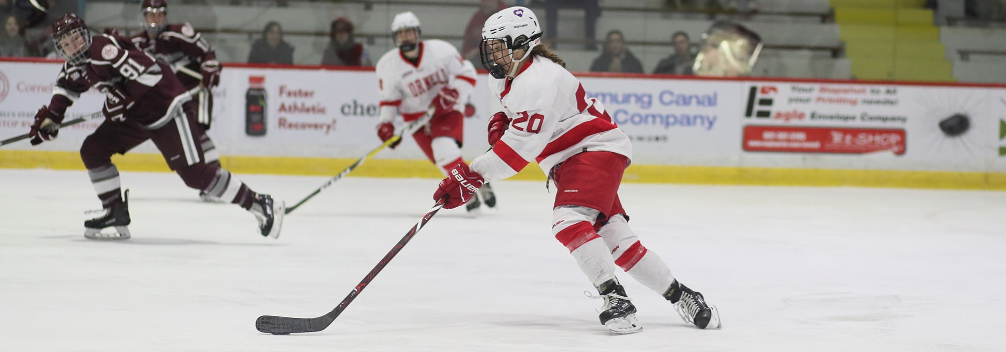 O'Neill's Penalty Shot Goal Lifts Cornell To Game 1 Win Over Colgate