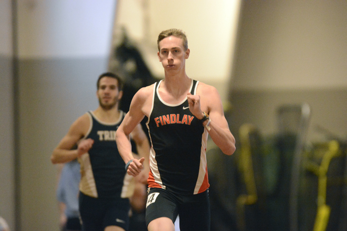 Findlay Competes on the Second Day of GLIAC Championship
