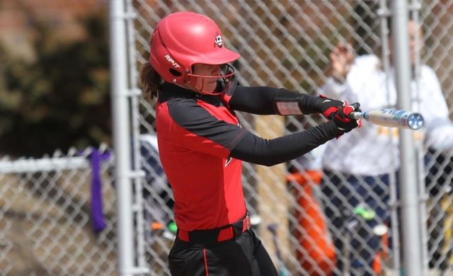 Bats Continue to Rock for Softball in Sweep of Regents