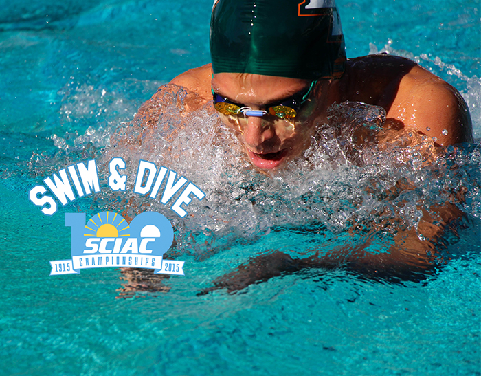 PREVIEW: SCIAC Swimming and Diving Championships