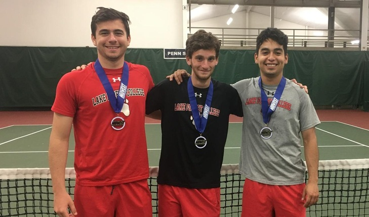 Foresters Claim Three Titles at MWC Individual Tournaments