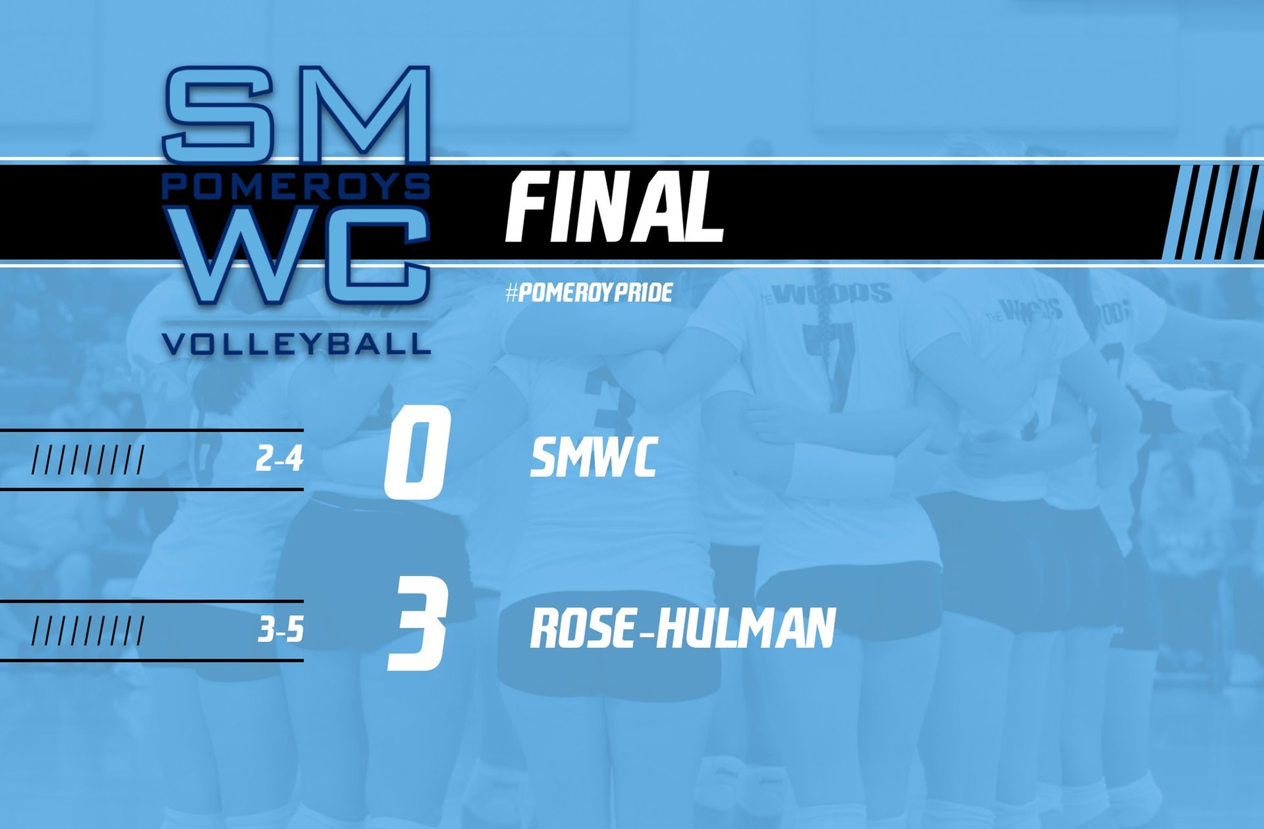 SMWC Edged by the RHIT Engineers