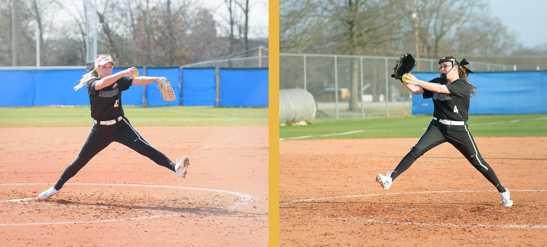 Trojans Open South Atlantic Conference Play with Doubleheader Sweep over Coker