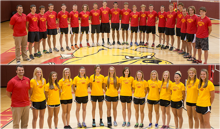 Ferris State Cross Country Teams Finish Seventh At GLIAC Championships