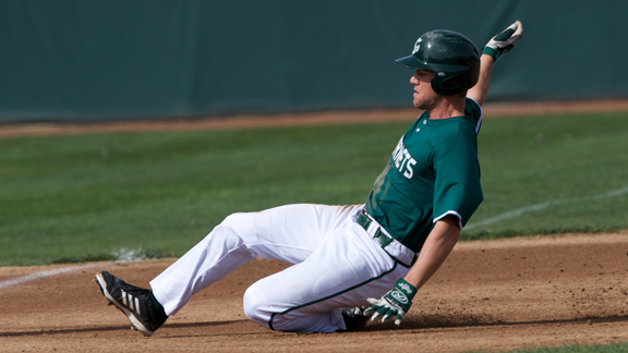 BASEBALL DOWNED BY UC RIVERSIDE 6-1