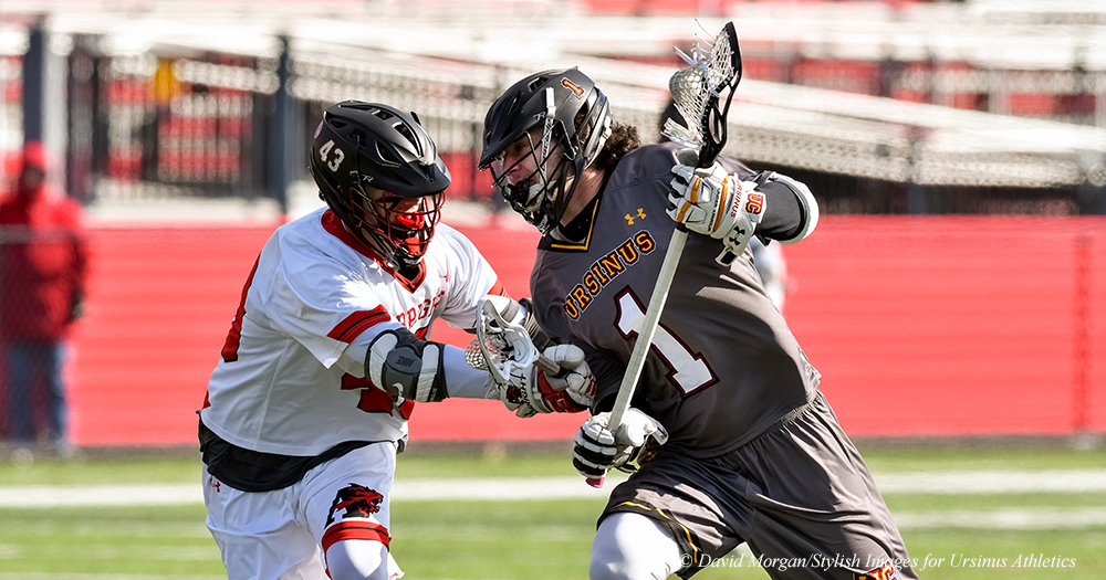 Cavaliers Hand Men's Lacrosse First Loss