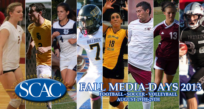 SCAC Media Days (Complete Day 1-9 Interviews)