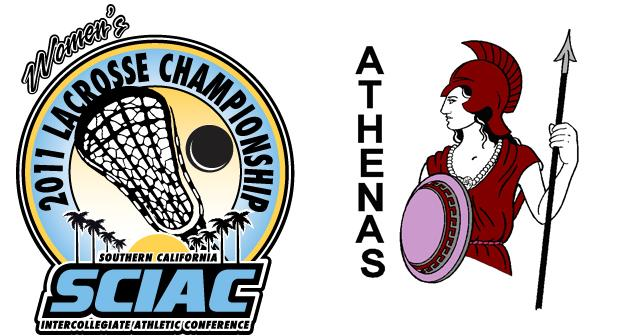 Athenas Tame Tigers In SCIAC Semis