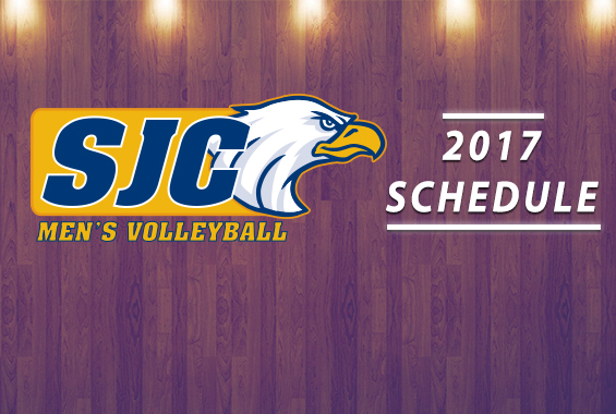 Men's Volleyball Unveils 2017 Schedule
