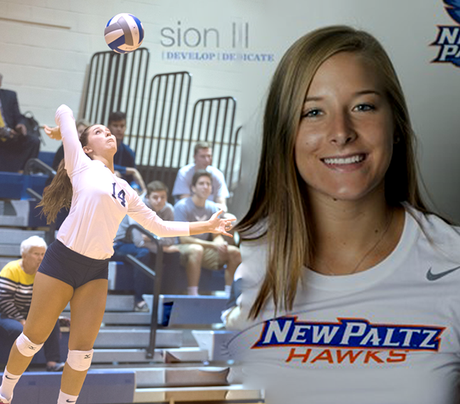 Cergol, Fellone named Women's Volleyball Athletes of the Week
