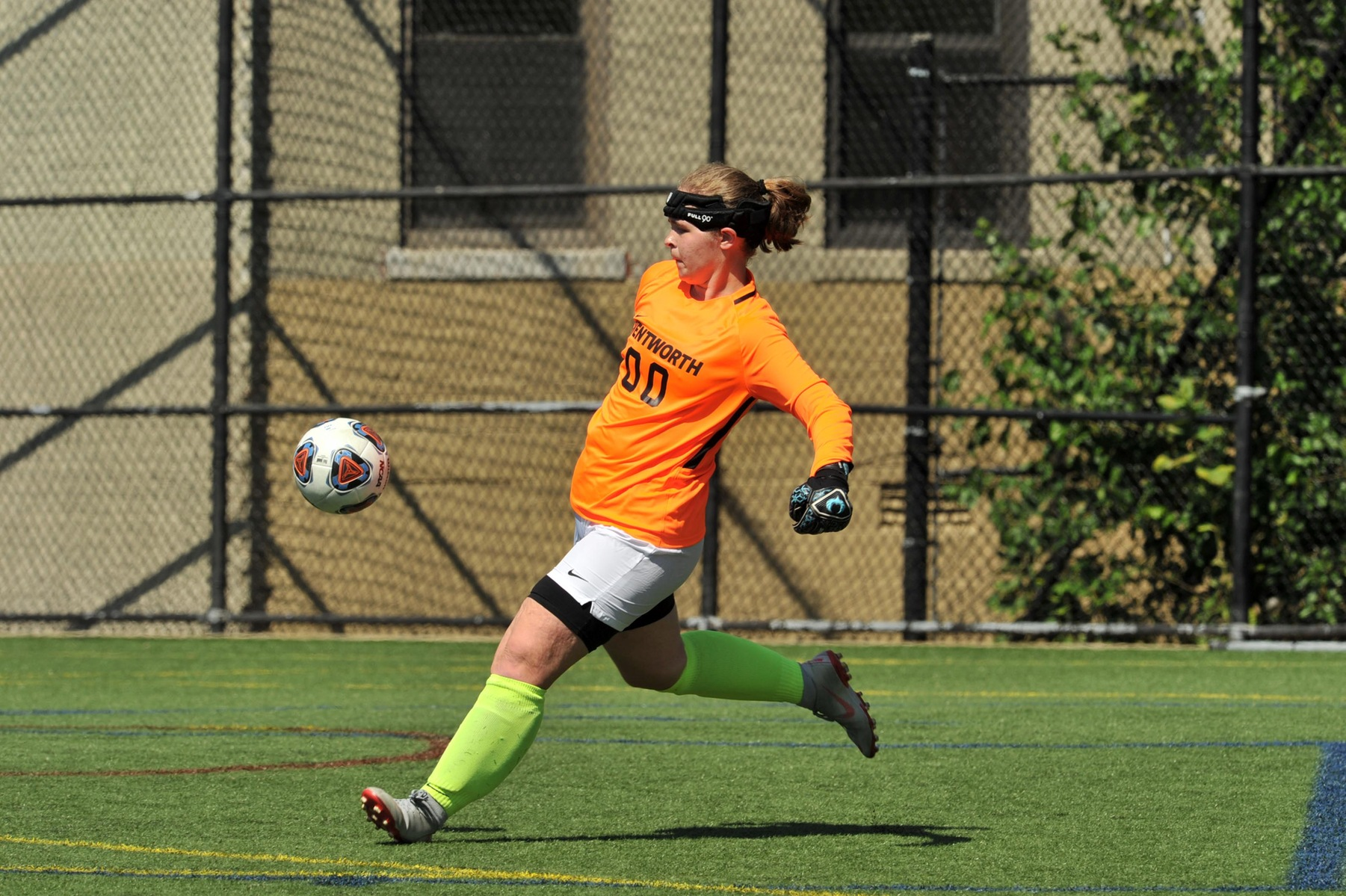 Emerson Outmatches Women's Soccer