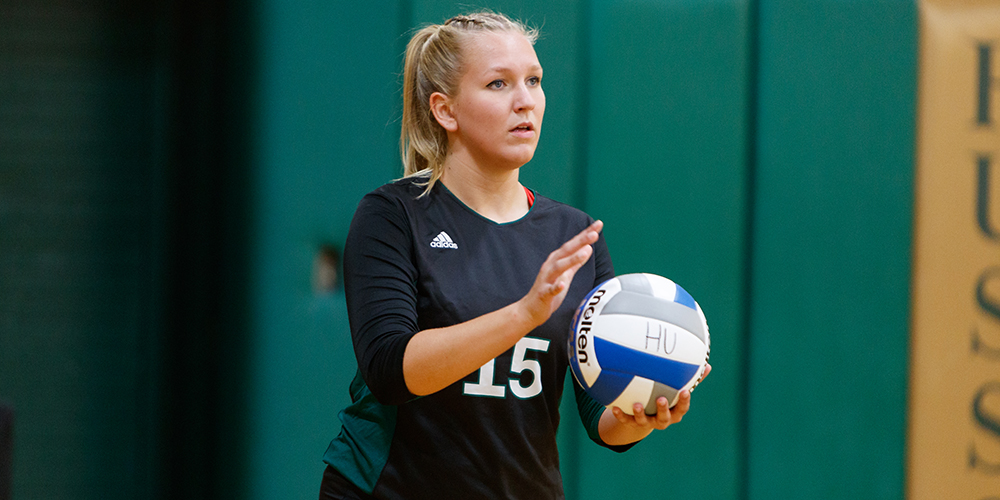 Women's Volleyball Loses Non-Conference Match at Colby College, 3-0