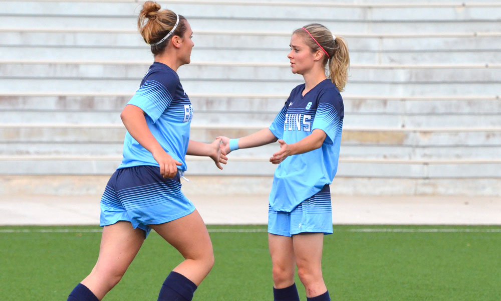 Women's soccer bounce back with win over UTM