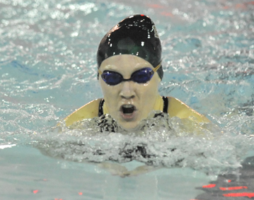 Swim Teams Conclude Day One At NEISDA Championships