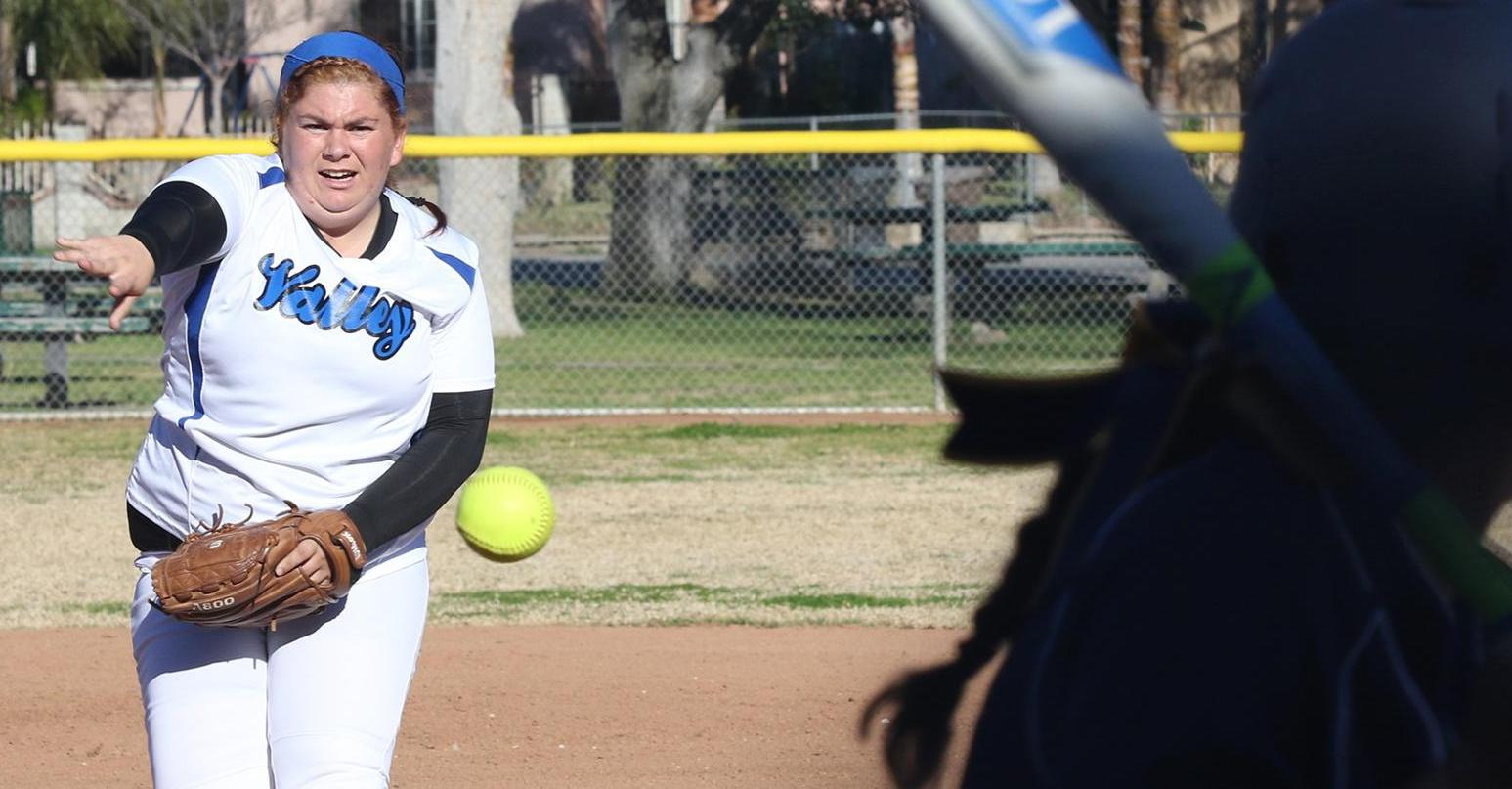 SBVC Softball falls to the Panthers, 11-2