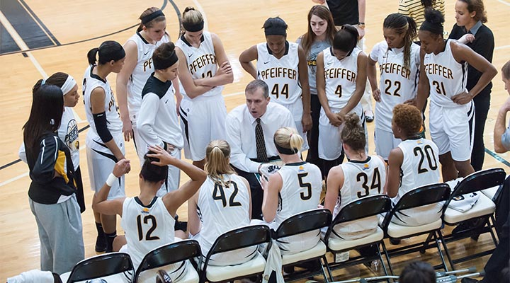 Women's Basketball Suffers Tough Loss at Erskine