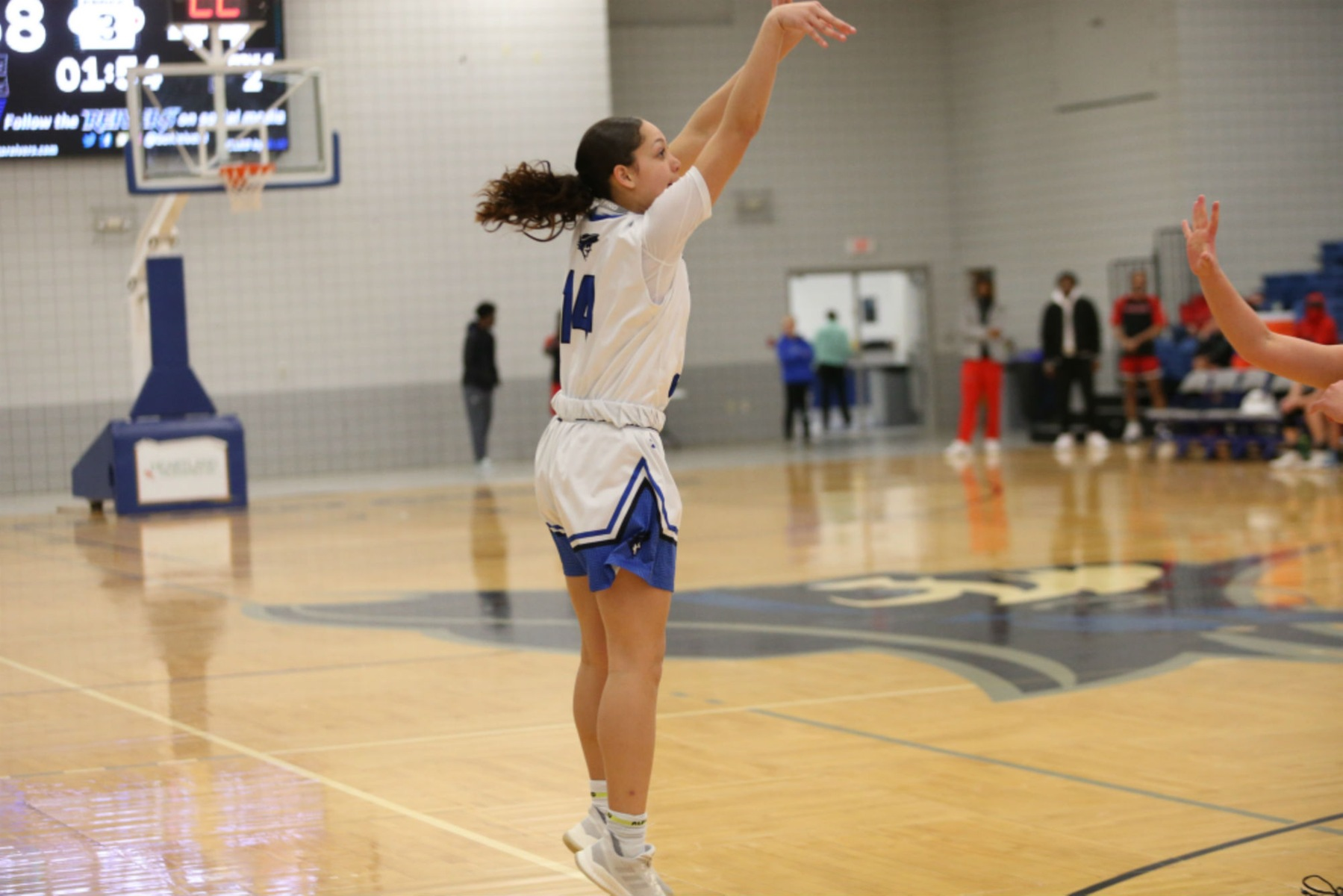 Winning streak continues for Reiver Women