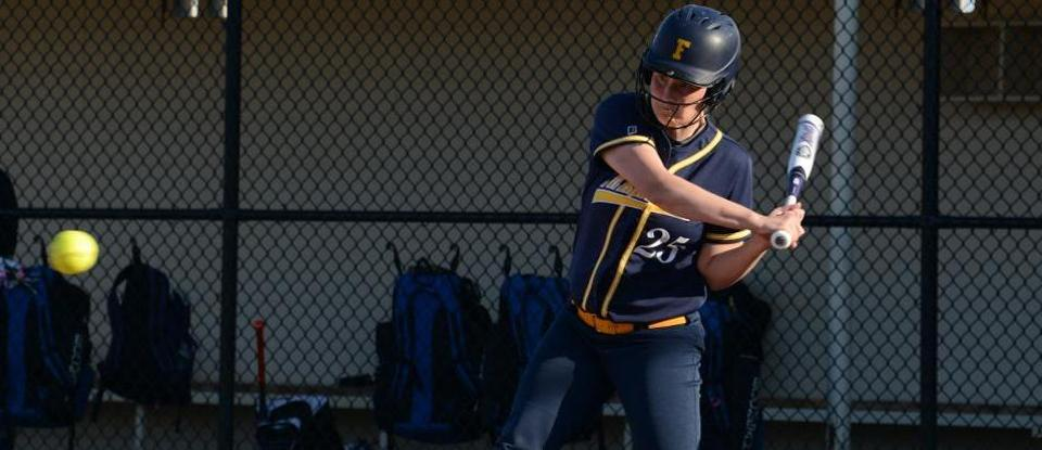 Offense Shines in Softball Sweep over Kalamazoo