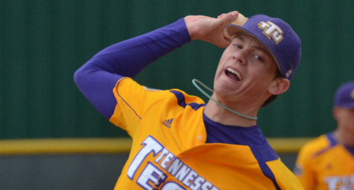 Lights-out pitching leads Golden Eagles to 7-1 win over NKU