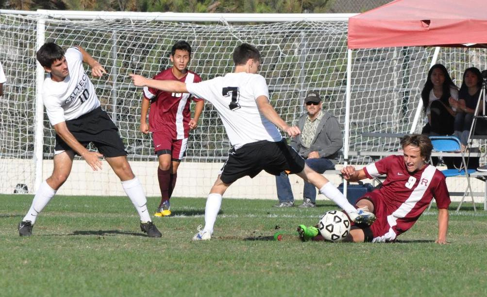 Turban Scores, Feist Saves 16 as Men's Soccer Battles Cal Lutheran