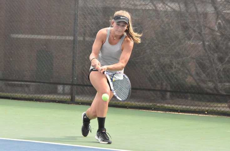 Women's Tennis: Agnes Scott takes USA South match over Panthers.