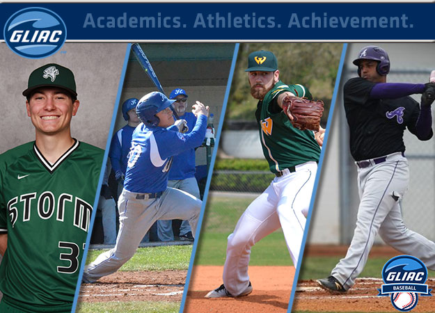 GLIAC Baseball Athletes of the Week - Week 10