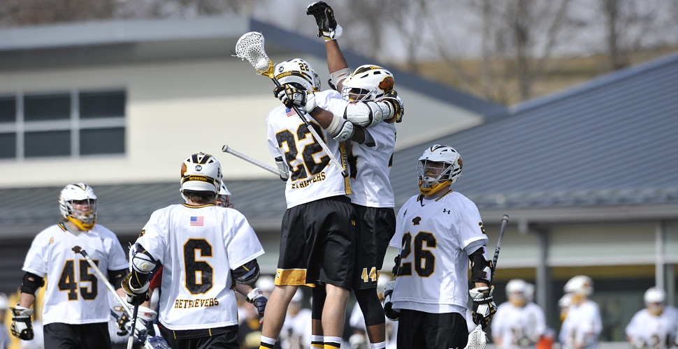 Third-Quarter Blitz Leads Men's Lacrosse to 15-6 Triumph Over Mercer