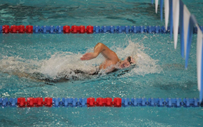 2013-14 NAIA Women's Swimming & Diving Coaches' Poll - No. 3