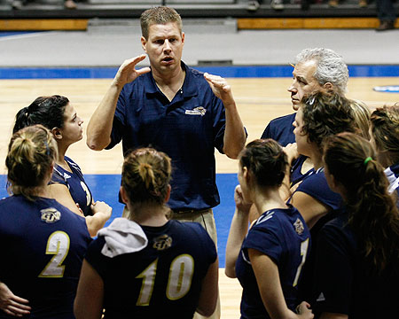 High-Five! Gallaudet volleyball earns fifth consecutive AVCA Team Academic Award