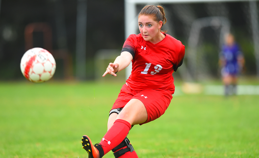 Women's Soccer Stumbles at Mass Maritime
