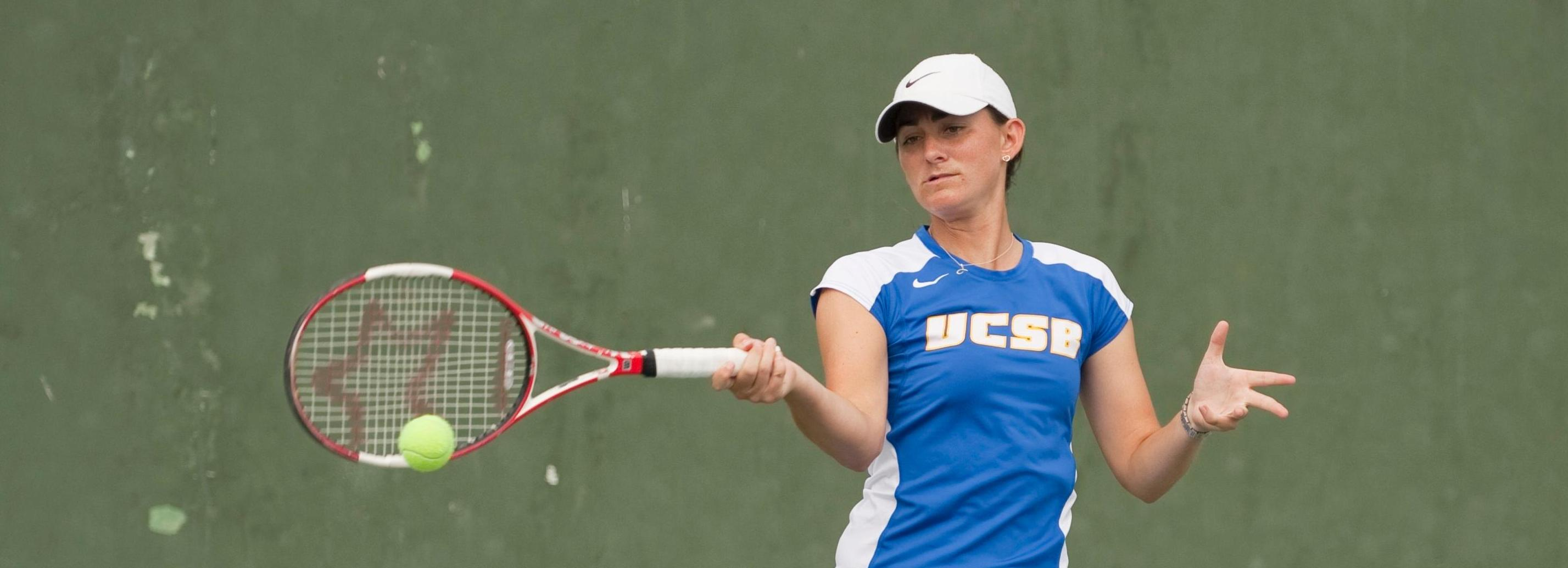UCSB Drops Match to Pacific in the Quarterfinals of the Big West Tournament