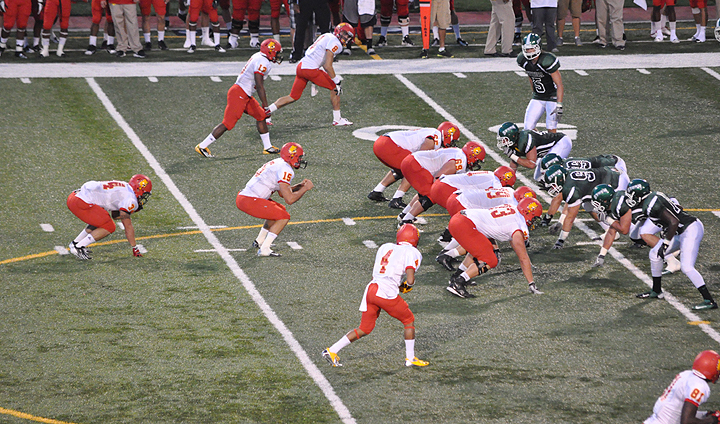 Ferris State Football Rolls Past Lake Erie To Improve To 2-0
