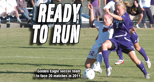 Seven home matches, one new foe highlight 2011 Tech soccer schedule