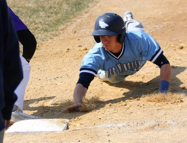 Westminster Baseball Drops High-Scoring Rubber Match to Fontbonne