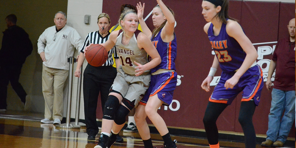 Big Second Half Lifts Evangel Women 78-58 for Sixth Consecutive Win