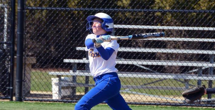 Softball advances to final day of NAC Tournament with elimination wins