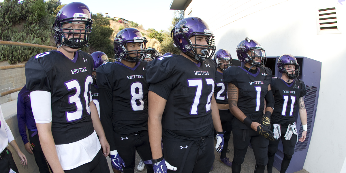 Football wraps up 2017 with loss to La Verne