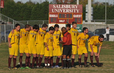 Sea Gulls sit at No. 25 in latest NSCAA top 25 poll