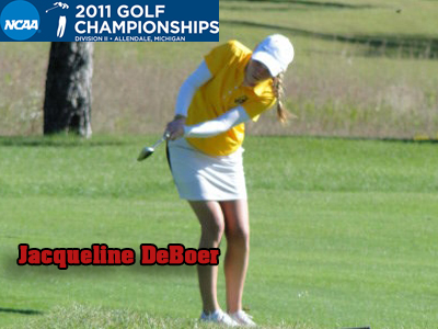 Ferris State's DeBoer Turns In Solid National Tournament Performance