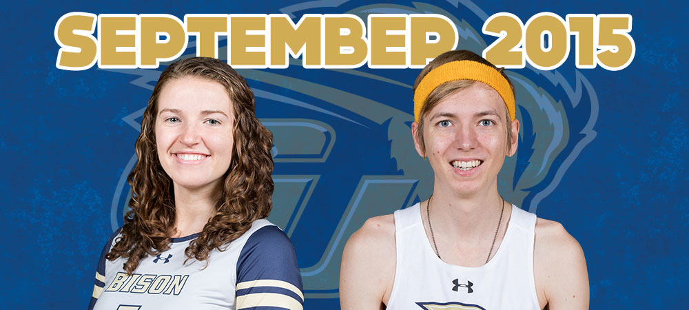 TraciAnn Hoglind and Otto Kingstedt named September Bison of the Month presented by GIS