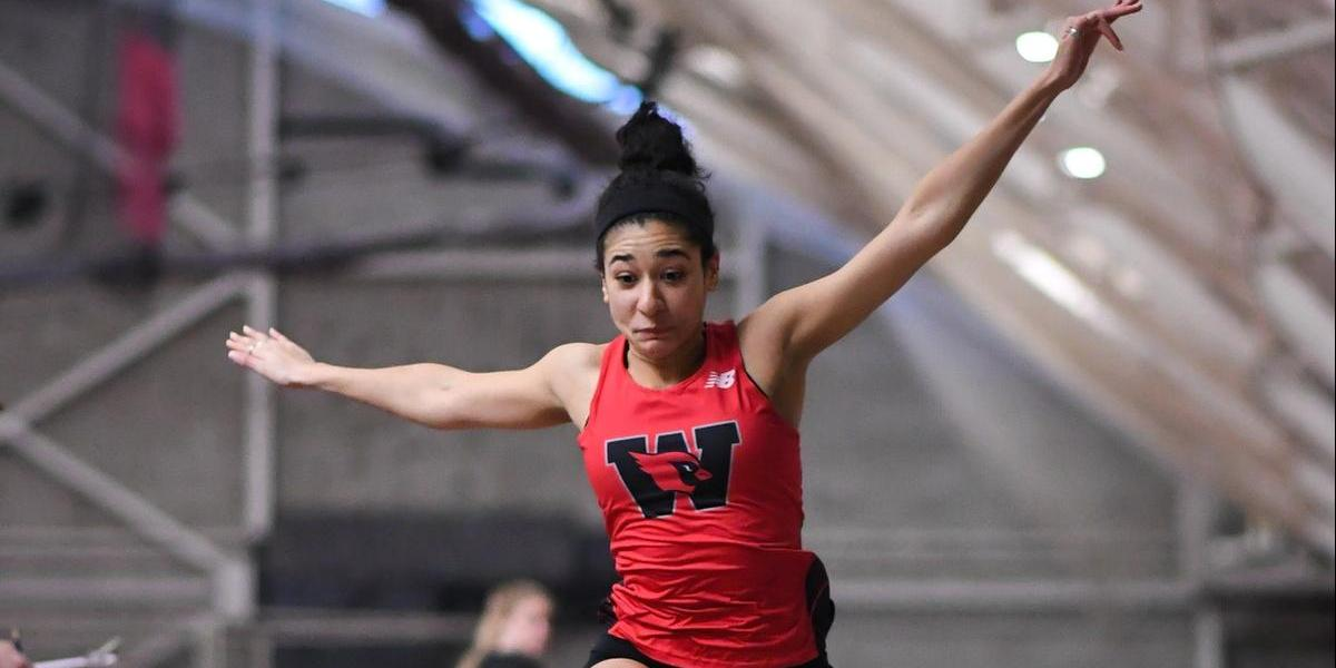 Women's Track & Field Competes at New England DIII Championship