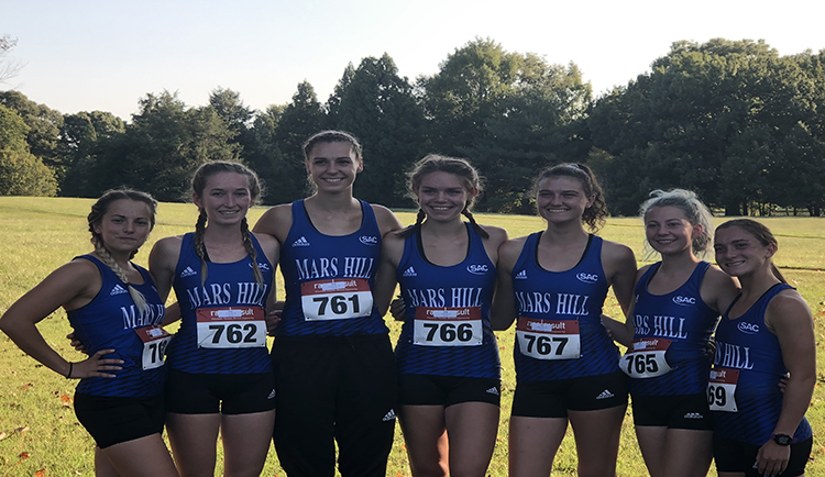 Lions turn in personal bests at Royals Cross Country Challenge