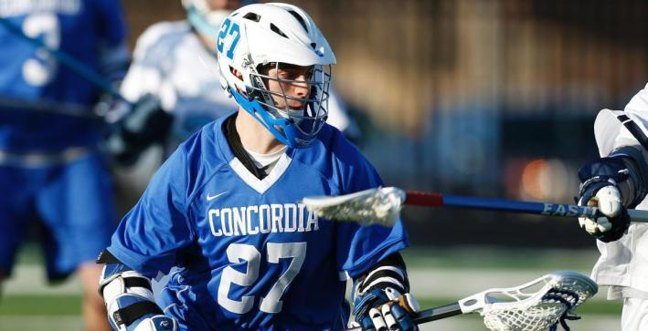 Best's career game leads Men's Lacrosse to victory over Benedictine
