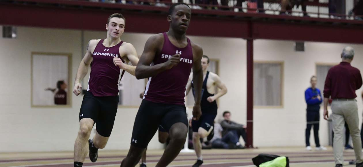 Men's Track and Field Kicks Off 2017-18 Hosting Springfield College Season Opener