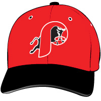 Los Angeles Pierce College Brahmas Hat with Logo