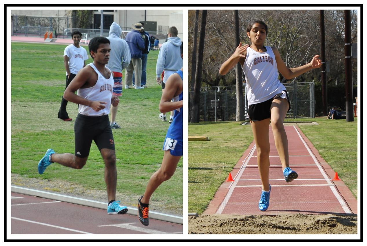 Track and Field Starts Year with All Comers Meet